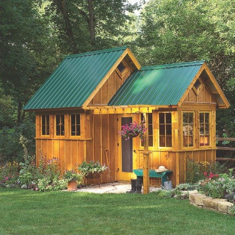 SAMPLE - Ultimate Garden Shed Plans, DOWNLOAD