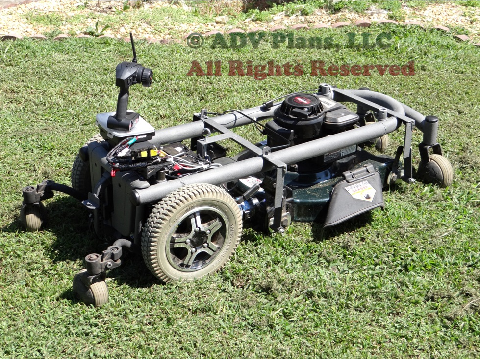 Guide How To Build A Radio Rc Control Lawn Mower  Every