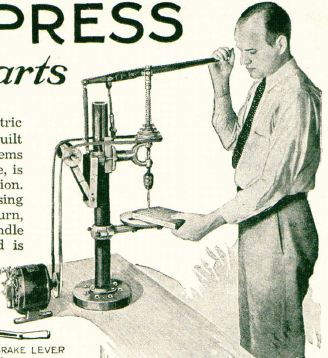 Homemade Drill Press, Workshop Tool Plans, IMMEDIATE DOWNLOAD